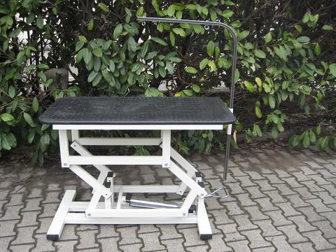 Tavolo Da Lavoro Sollevabile : Tavolo con pompa per toelettatura tavolo per toelettatura